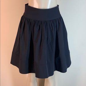 Diane von Furstenberg Skirt Black Size 4
